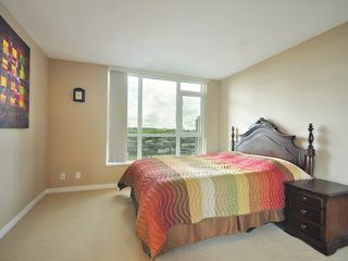 "Photo 6: 2201 2138 MADISON Avenue in Burnaby: Brentwood Park Condo for sale in ""MOSAIC"" (Burnaby North)  : MLS®# V825872"