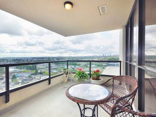 "Photo 9: 2201 2138 MADISON Avenue in Burnaby: Brentwood Park Condo for sale in ""MOSAIC"" (Burnaby North)  : MLS®# V825872"