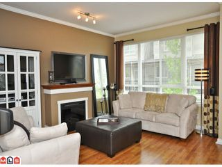 "Photo 2: 50 16789 60TH Avenue in Surrey: Cloverdale BC Townhouse for sale in ""Laredo"" (Cloverdale)  : MLS®# F1014213"