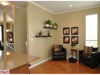"Photo 5: 50 16789 60TH Avenue in Surrey: Cloverdale BC Townhouse for sale in ""Laredo"" (Cloverdale)  : MLS®# F1014213"