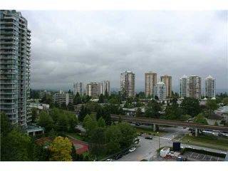 "Photo 7: 1101 6188 WILSON Avenue in Burnaby: Metrotown Condo for sale in ""JEWEL"" (Burnaby South)  : MLS®# V837542"