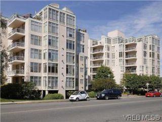 Photo 1: 330 188 Douglas St in VICTORIA: Vi James Bay Condo for sale (Victoria)  : MLS®# 549562
