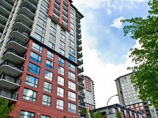 "Photo 1: 302 833 AGNES Street in New Westminster: Downtown NW Condo for sale in ""NEWS"" : MLS®# V855336"