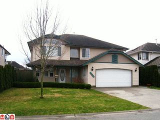 "Photo 1: 34756 7TH Avenue in Abbotsford: Central Abbotsford House for sale in ""HUNTINGDON VILLAGE"" : MLS®# F1102700"