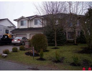 "Photo 1: 34650 SANDON Drive in Abbotsford: Abbotsford East House for sale in ""McMillan"" : MLS®# F2702025"