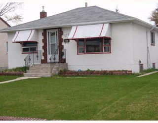 Photo 1: 171 NEWTON Avenue in WINNIPEG: West Kildonan / Garden City Single Family Detached for sale (North West Winnipeg)  : MLS®# 2908575