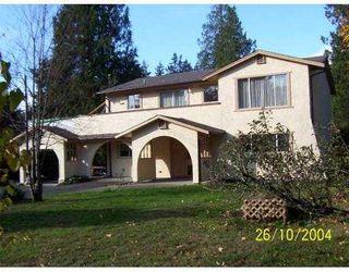 "Main Photo: 5625 WAKEFIELD Road in Sechelt: Sechelt District House for sale in ""West Sechelt"" (Sunshine Coast)  : MLS®# V772103"