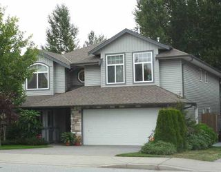 Photo 1: 20517 123RD Avenue in Maple_Ridge: Northwest Maple Ridge House for sale (Maple Ridge)  : MLS®# V777633