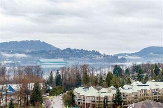 "Main Photo: 1801 290 NEWPORT Drive in Port Moody: North Shore Pt Moody Condo for sale in ""THE SENTINEL"" : MLS®# R2430224"