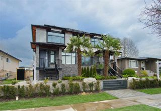 Main Photo: 3045 E 59TH Avenue in Vancouver: Fraserview VE House 1/2 Duplex for sale (Vancouver East)  : MLS®# R2437181