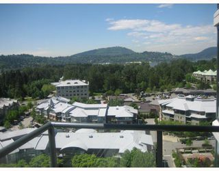 "Photo 2: 1104 288 UNGLESS Way in Port Moody: North Shore Pt Moody Condo for sale in ""CRESCENDO"" : MLS®# V782132"