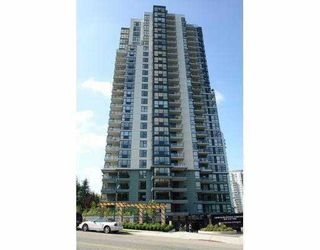 "Photo 1: 1104 288 UNGLESS Way in Port Moody: North Shore Pt Moody Condo for sale in ""CRESCENDO"" : MLS®# V782132"