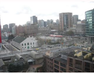 """Photo 1: 1504 183 KEEFER Place in Vancouver: Downtown VW Condo for sale in """"Parks Place"""" (Vancouver West)  : MLS®# V782755"""