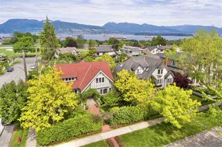"""Main Photo: 4291 W 9TH Avenue in Vancouver: Point Grey House for sale in """"BLOOMSBURY HOUSE"""" (Vancouver West)  : MLS®# R2475981"""