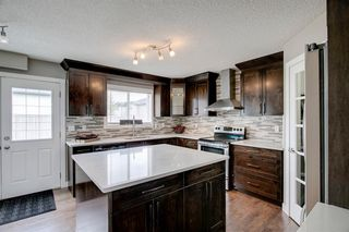 Photo 25: 128 CANOE Drive SW: Airdrie Detached for sale : MLS®# A1019392