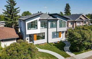 Photo 2: 2522 Cochrane Road NW in Calgary: Banff Trail Semi Detached for sale : MLS®# A1029563