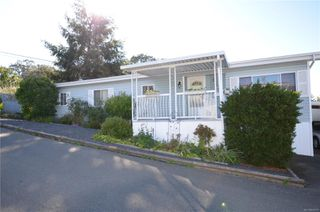 Photo 1: 141 7 Chief Robert Sam Lane in : VR Glentana Manufactured Home for sale (View Royal)  : MLS®# 855178