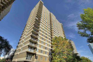 Photo 1: 1010 9909 104 Street in Edmonton: Zone 12 Condo for sale : MLS®# E4223383