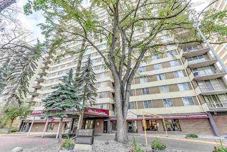 Photo 2: 1010 9909 104 Street in Edmonton: Zone 12 Condo for sale : MLS®# E4223383