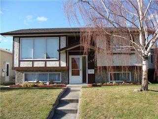 Photo 1: 138 MARGATE Close NE in CALGARY: Marlborough Residential Detached Single Family for sale (Calgary)  : MLS®# C3423819