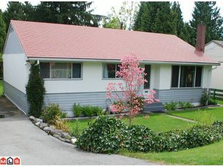"""Photo 1: 15164 DOVE Place in Surrey: Bolivar Heights House for sale in """"BIRDLAND"""" (North Surrey)  : MLS®# F1012374"""