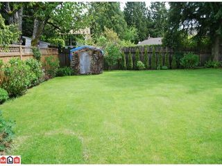 """Photo 8: 15164 DOVE Place in Surrey: Bolivar Heights House for sale in """"BIRDLAND"""" (North Surrey)  : MLS®# F1012374"""