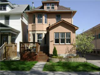 Photo 1:  in WINNIPEG: West End / Wolseley Residential for sale (West Winnipeg)  : MLS®# 1009460