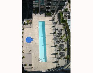 """Photo 10: 1902 1199 SEYMOUR Street in Vancouver: Downtown VW Condo for sale in """"BRAVA"""" (Vancouver West)  : MLS®# V729484"""