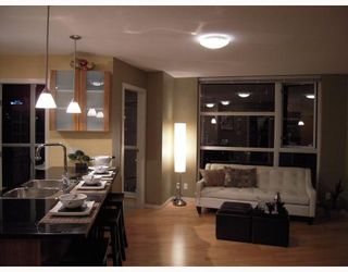 """Photo 3: 1902 1199 SEYMOUR Street in Vancouver: Downtown VW Condo for sale in """"BRAVA"""" (Vancouver West)  : MLS®# V729484"""