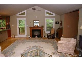 Photo 3:  in SHAWNIGAN LAKE: ML Shawnigan Single Family Detached for sale (Malahat & Area)  : MLS®# 415290