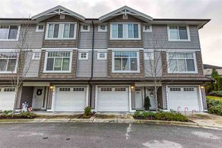 "Photo 1: 75 14356 63A Avenue in Surrey: East Newton Townhouse for sale in ""THE MADISON"" : MLS®# R2424411"