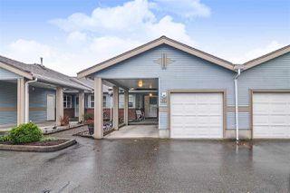 """Photo 1: 33 8889 212 Street in Langley: Walnut Grove Townhouse for sale in """"Garden Terrace"""" : MLS®# R2425313"""