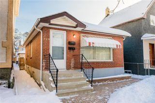 Photo 1: 719 Arlington Street in Winnipeg: Residential for sale (5A)  : MLS®# 202000945