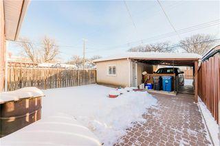 Photo 19: 719 Arlington Street in Winnipeg: Residential for sale (5A)  : MLS®# 202000945