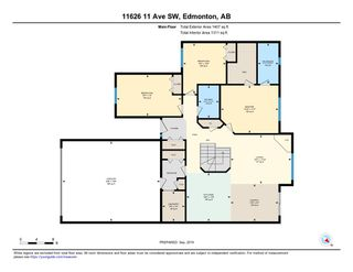 Photo 13: 11626 11 Avenue in Edmonton: Zone 55 House Half Duplex for sale : MLS®# E4184430