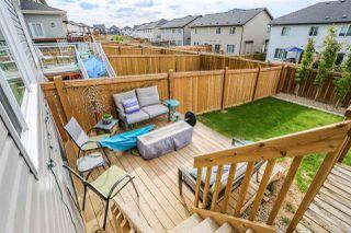 Photo 35: 30 AMBLESIDE Way: Sherwood Park House Half Duplex for sale : MLS®# E4190448
