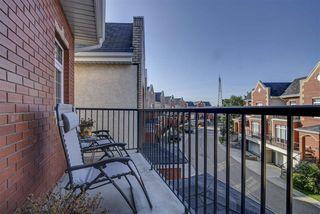 Photo 23: 11 8403 164 Avenue in Edmonton: Zone 28 Townhouse for sale : MLS®# E4194643