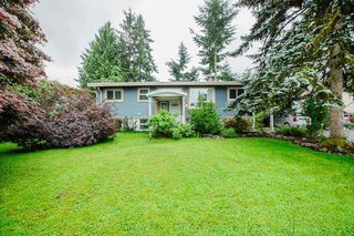 Photo 1: 21060 EDGEDALE Avenue in Maple Ridge: Southwest Maple Ridge House for sale : MLS®# R2471043