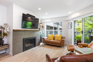 "Photo 4: 205 511 W 7TH Avenue in Vancouver: Fairview VW Condo for sale in ""BEVERLEY GARDENS"" (Vancouver West)  : MLS®# R2480655"