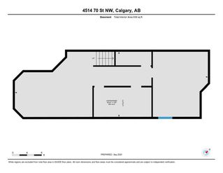 Photo 29: 4514 70 Street NW in Calgary: Bowness Semi Detached for sale : MLS®# A1028936