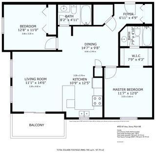 Photo 34: 409 4903 47 Avenue: Stony Plain Condo for sale : MLS®# E4213095