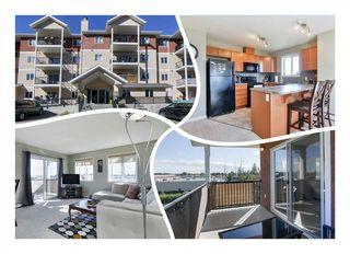 Photo 1: 409 4903 47 Avenue: Stony Plain Condo for sale : MLS®# E4213095