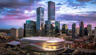 Photo 2: 2303 10360 102 Street in Edmonton: Zone 12 Condo for sale : MLS®# E4219615