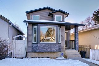 Main Photo: 113 30 Avenue NW in Calgary: Tuxedo Park Detached for sale : MLS®# A1060623