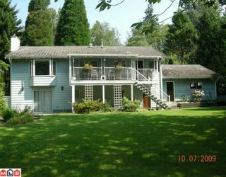 Photo 7: 17276 18TH Avenue in Surrey: Pacific Douglas House for sale (South Surrey White Rock)  : MLS®# F1000132