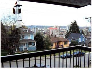 Photo 1: 304 1025 CORNWALL Street in New Westminster: Uptown NW Condo for sale : MLS®# V835018