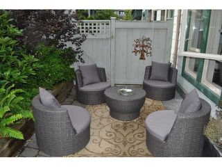 "Photo 15: 2575 EAST Mall in Vancouver: University VW Townhouse for sale in ""LOGAN LANE"" (Vancouver West)  : MLS®# V839250"