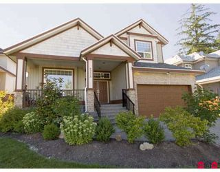 """Photo 1: 6235 164A Street in Surrey: Cloverdale BC House for sale in """"WEST CLOVERDALE"""" (Cloverdale)  : MLS®# F2824180"""