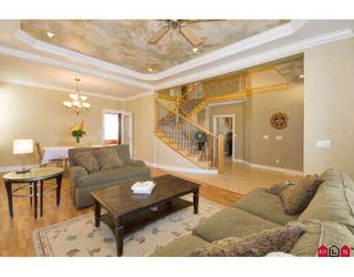 """Photo 3: 6235 164A Street in Surrey: Cloverdale BC House for sale in """"WEST CLOVERDALE"""" (Cloverdale)  : MLS®# F2824180"""