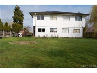 Photo 2:  in VICTORIA: SW Rudd Park Half Duplex for sale (Saanich West)  : MLS®# 424113